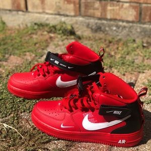 High Top Air Forces DS